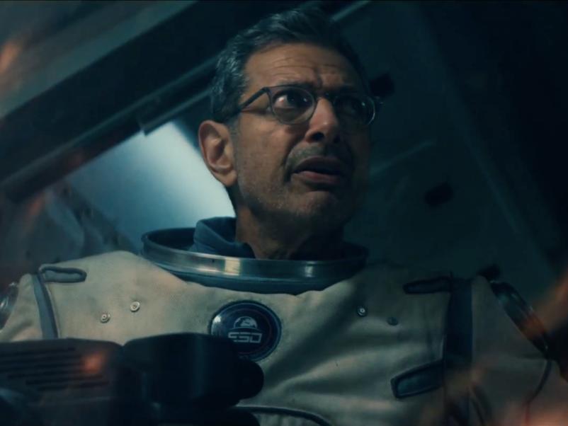 Latest 'Independence Day: Resurgence' Trailer Has Jeff Goldblum Screwing Up