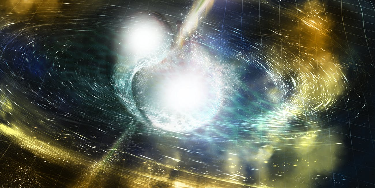 neutron star crash ligo gravitational waves