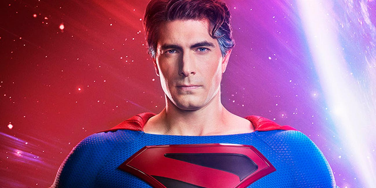 crisis on infinite earths comics dc arrowverse brandon routh superman