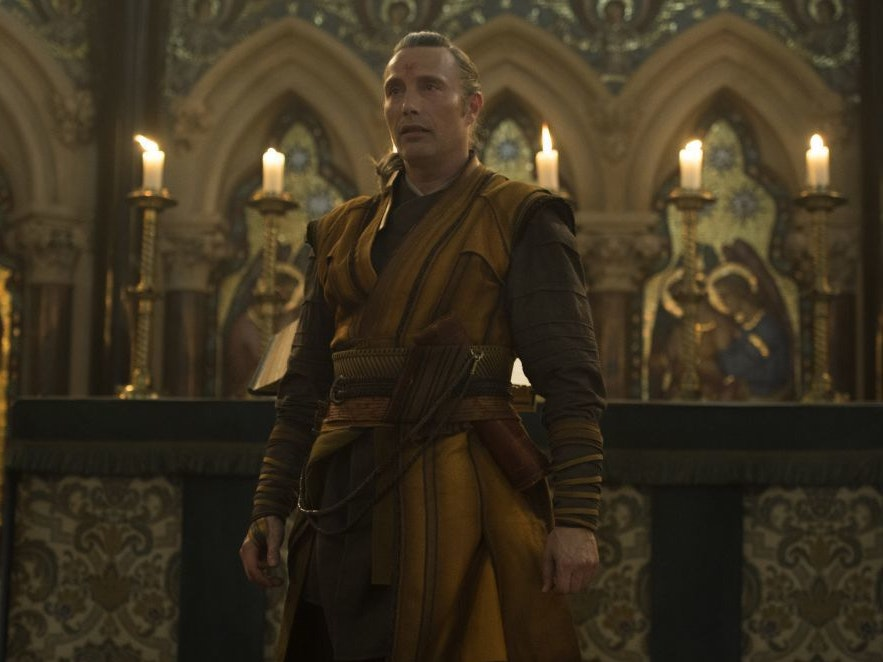 'Doctor Strange' Might Be a Marvel Hero Story for Atheists