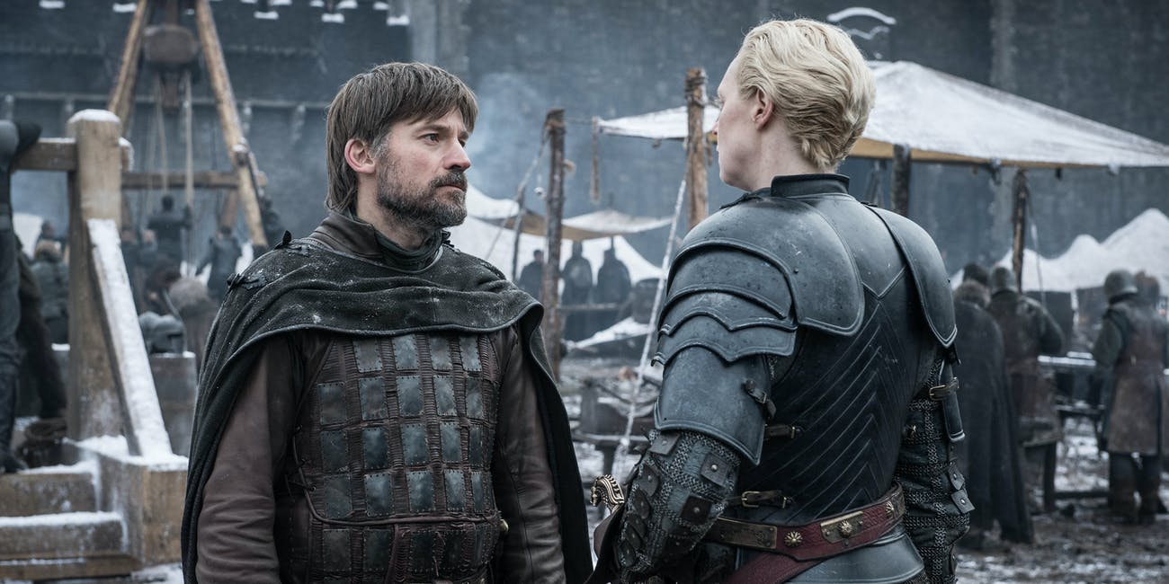 Game of Thrones Season 8 Jaime Brienne