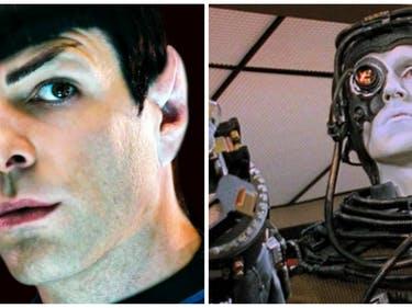 Spock Getting Assimilated by the Borg Is 'Star Trek' Perfection