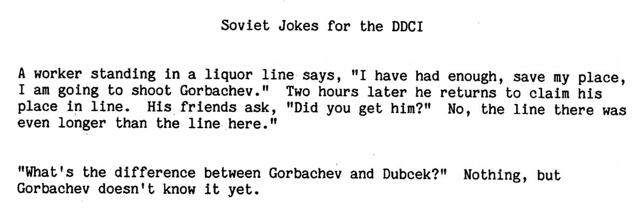 Ten Extremely Weird Documents in the CIA's Online FOIA