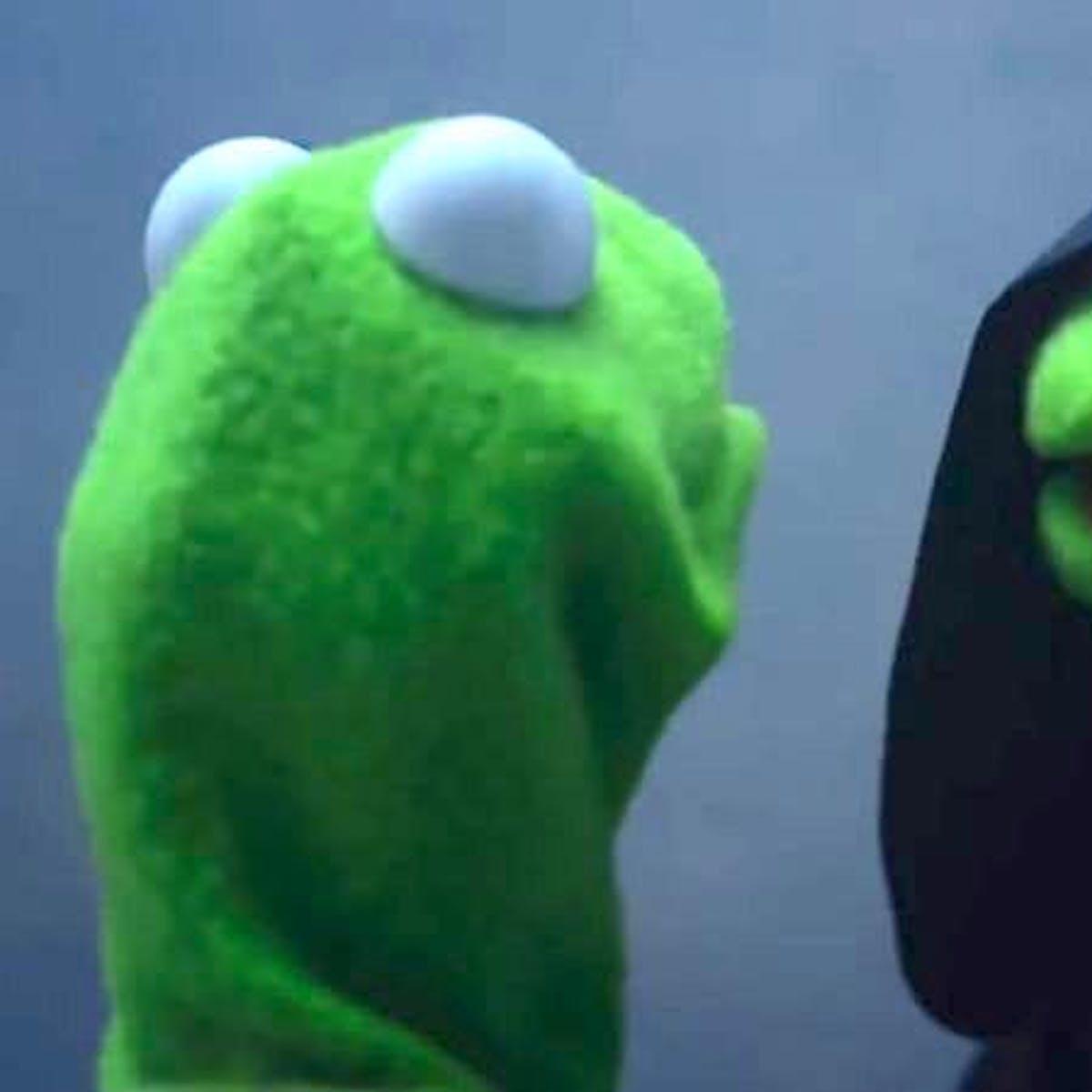 The 50 Best Evil Kermit Memes   Inverse