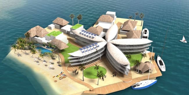seasteading joe quirk book design concept tahiti