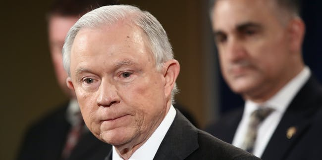 Jeff Sessions senate intelligence committee testimony