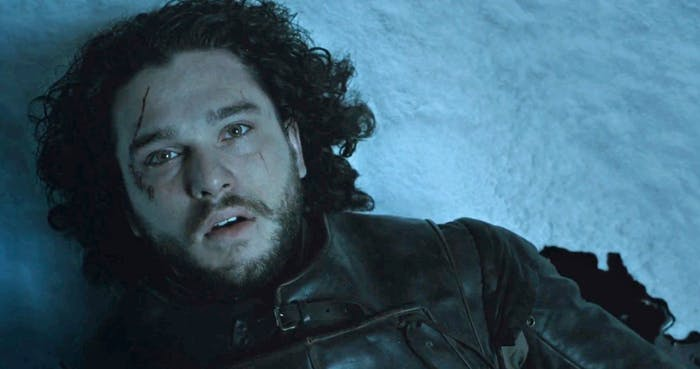 Jon Snow was killed in the Season 5 finale and brought back to life several episodes into Season 6.