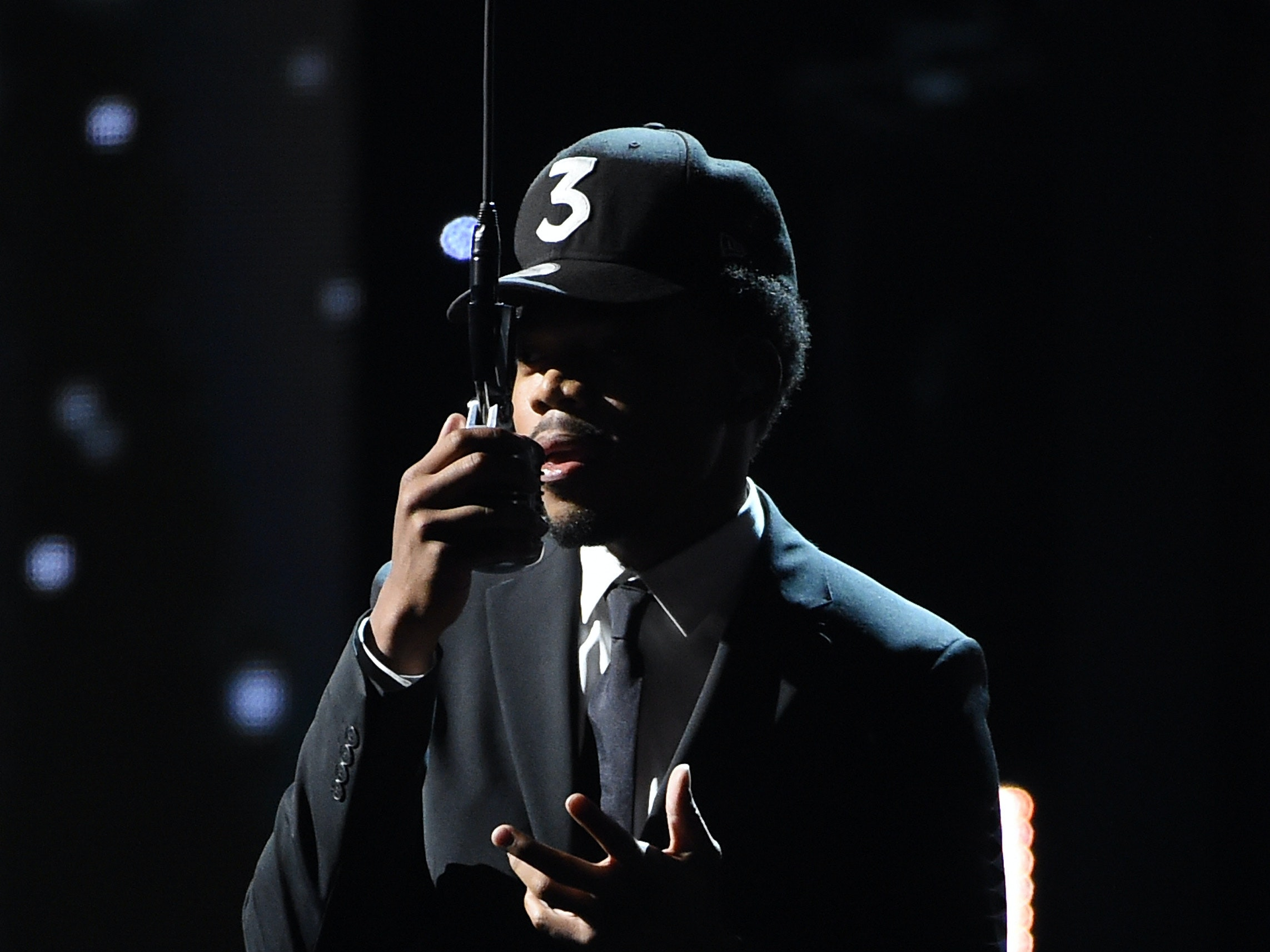 The Chase for Chance the Rapper is a 'Dick-Swinging Contest'