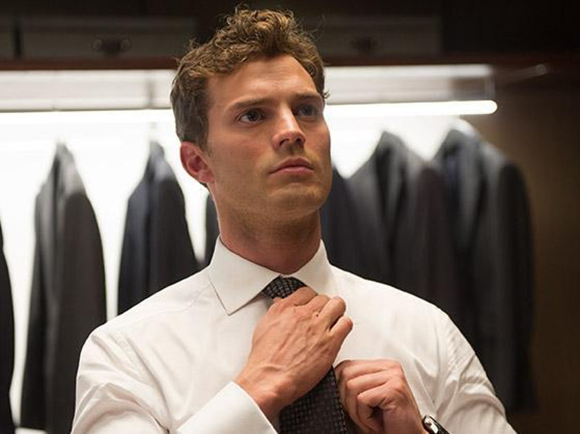 'Fifty Shades of Green': How Christian Grey Made His Money