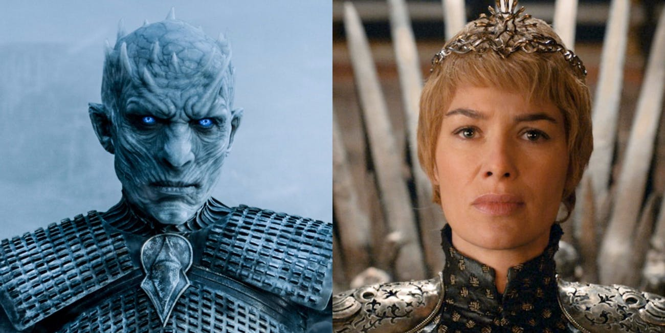 Who's the final boss in 'Game of Thrones'?