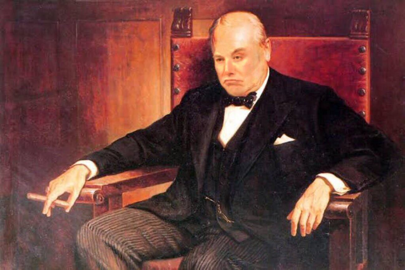 """Sir Elon Churchill"""