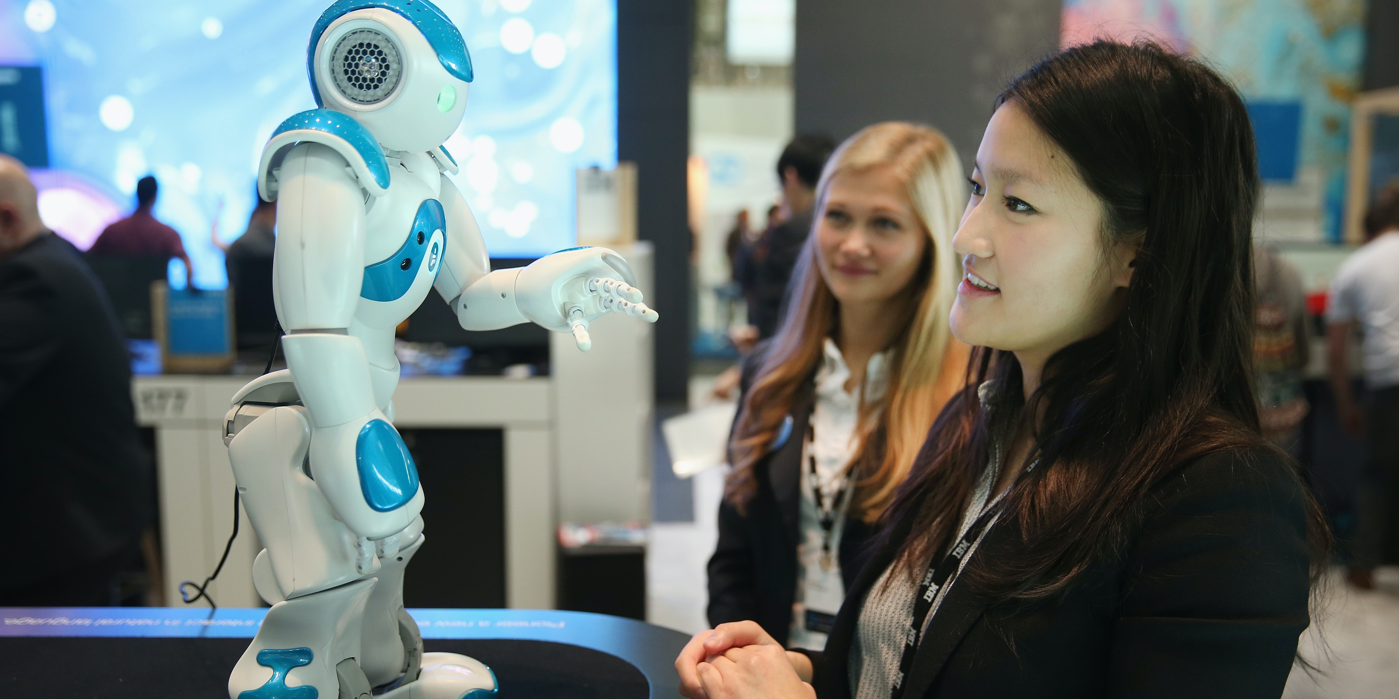 DeepMind A.I. Bridges the Gap Between Robot and Human Voices