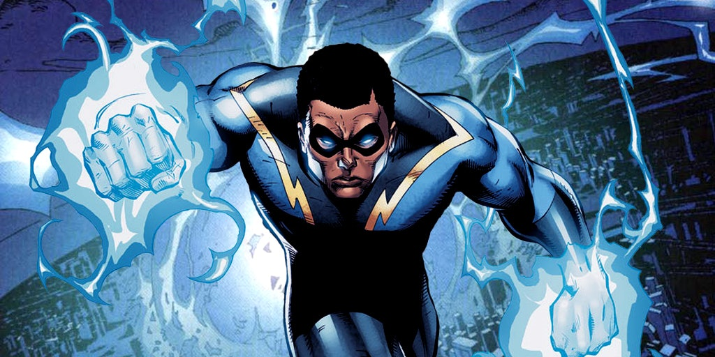 DC's 'Black Lightning' TV Drama Is Reportedly in Development