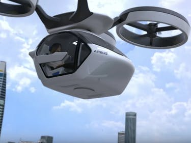Flying Cars Will Have to Be Autonomous Because Y'all Suck at Driving