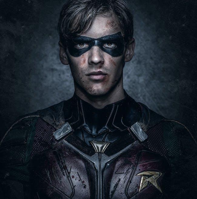 Robin Titans DC Universe