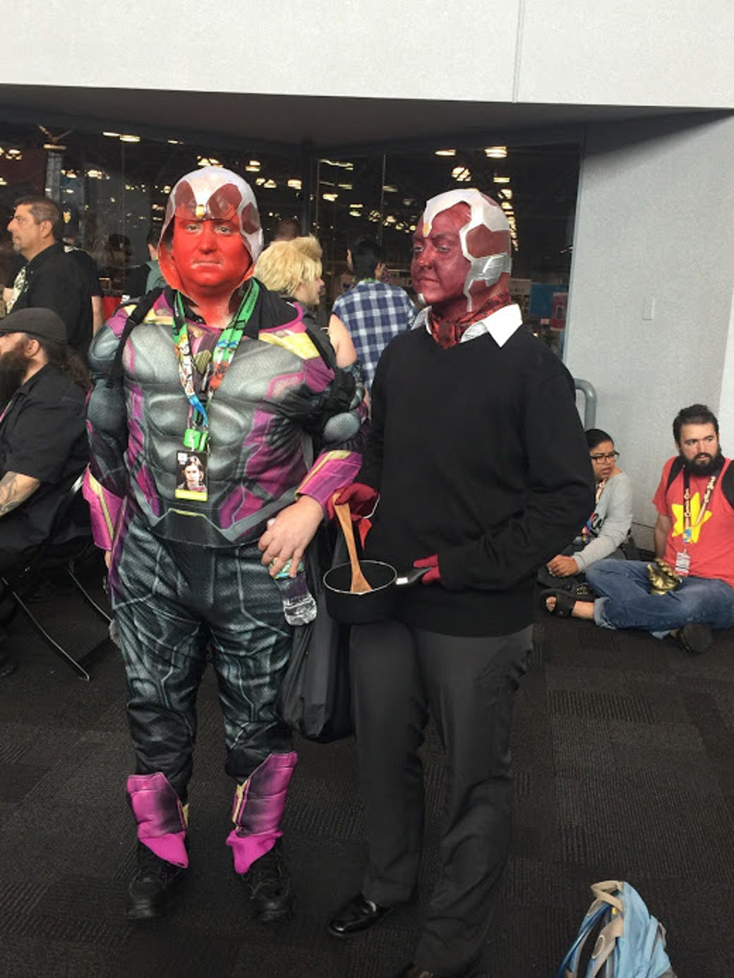 nycc cosplay vision