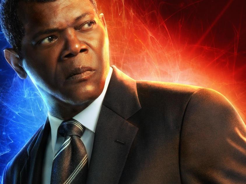 "How ""Digital Plastic Surgeons"" De-Aged Nick Fury in 'Captain Marvel'"