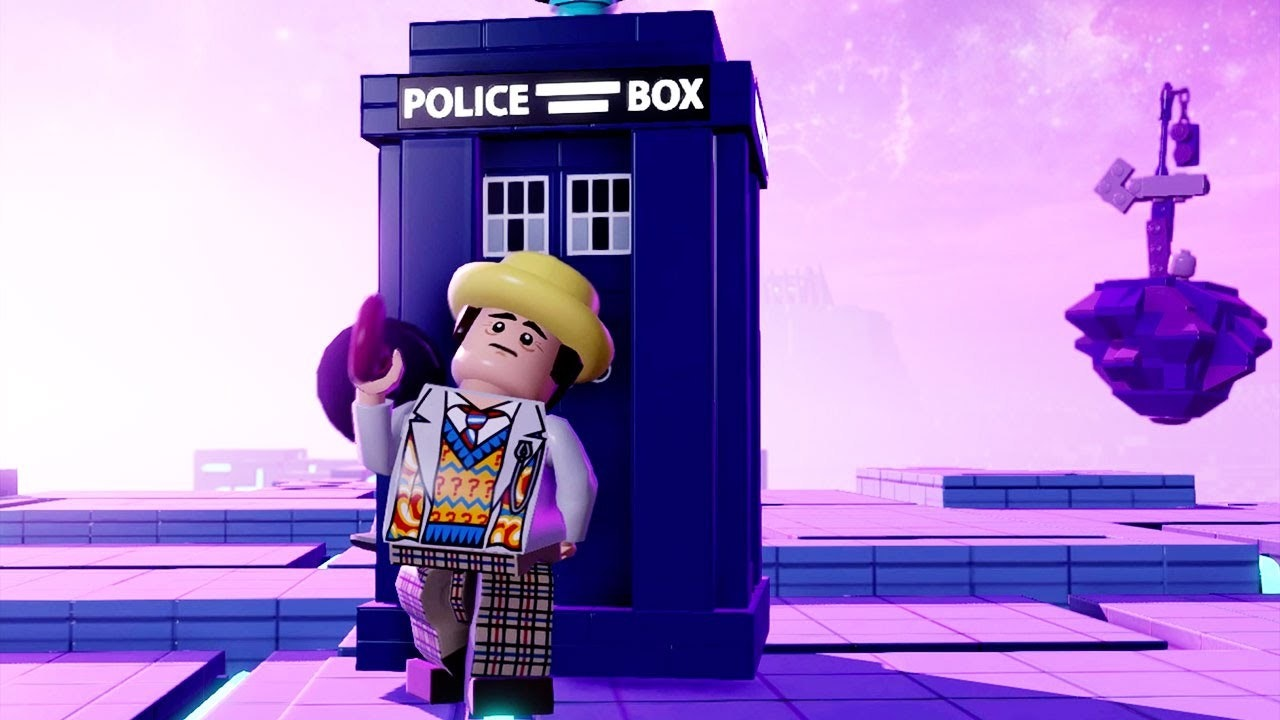 Why hello there, Lego Sylvester McCoy.