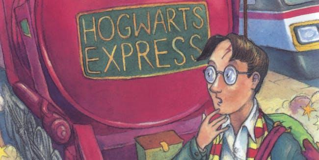 Harry Potter turns twenty