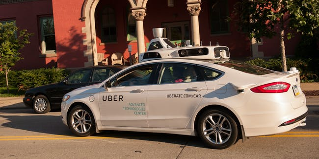 Uber Self Driving Car Information Article