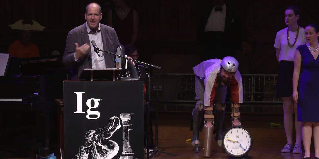 2016 Ig Nobel Prize