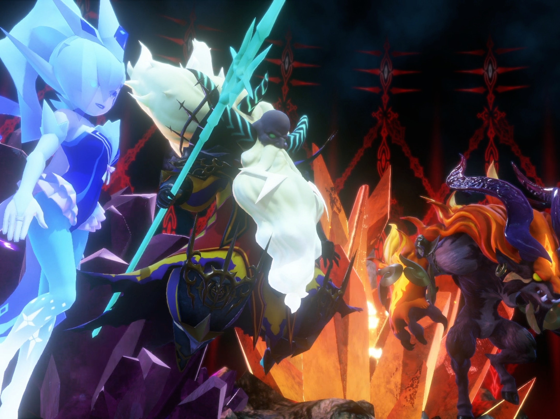 Shiva, Ramuh, and Ifrit are just a few of the returning classics.