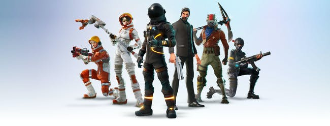 Here are all of the skins available with the Battle Pass in 'Fortnite' Season 3.