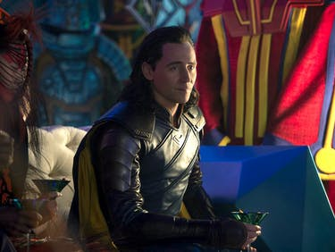 Here's WTF Is Up With Loki in 'Thor: Ragnarok'
