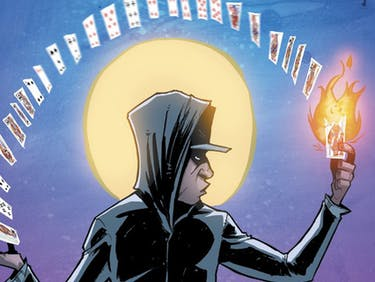 'Chew' Comic Book Creator Takes on 'Sleight'