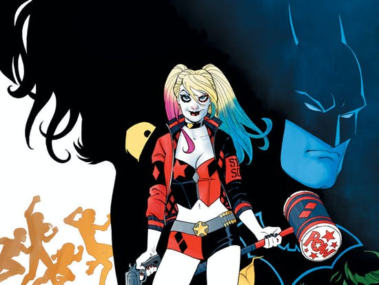 Harley Quinn's Zombie War is the Least Nutty Part of Rebirth