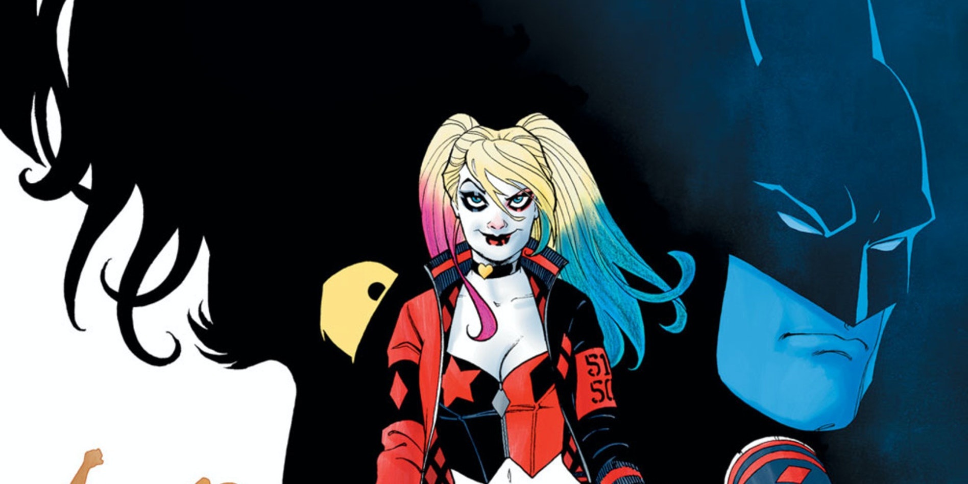 Harley Quinn Rebirth #1