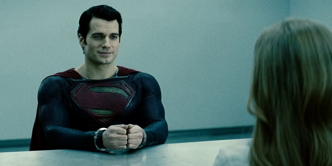 'Man of Steel' was pretty boring.