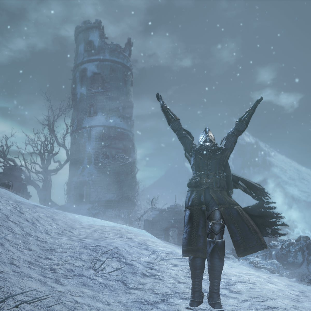 Tips for Surviving 'Ashes of Ariandel' in 'Dark Souls 3