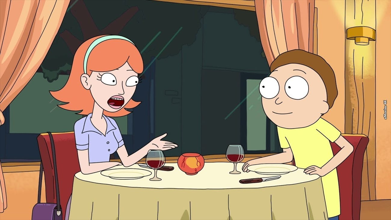 When Morty loses his more toxic inhibitions, he asks Jessica out on a date.