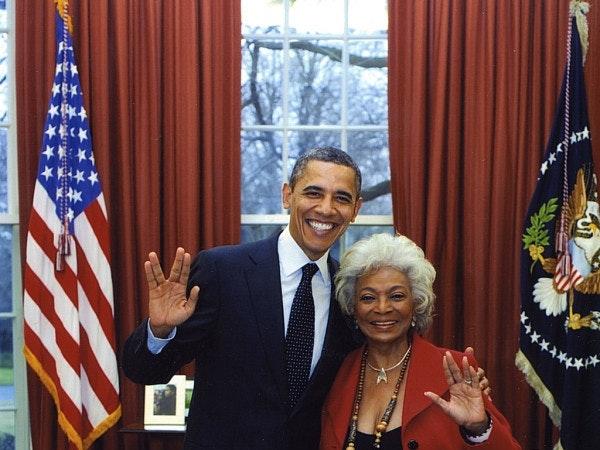 President Barack Obama Loves 'Star Trek' For the Right Reasons