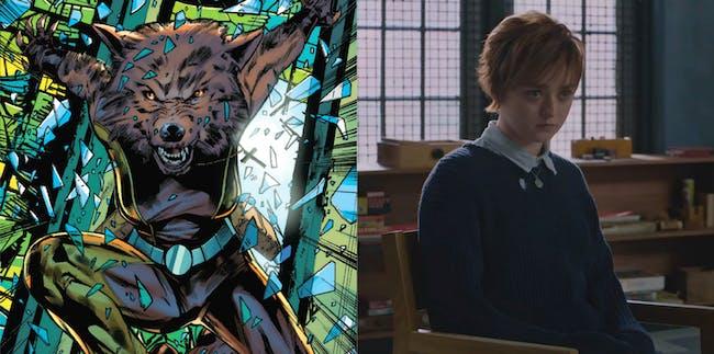 Maisie Williams as Wolfsbane in 'The New Mutants'
