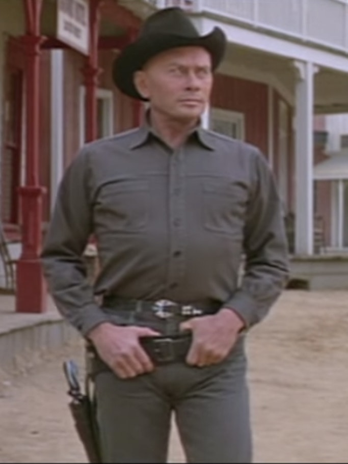 Yul Brynner had a cameo in HBO's 'Westworld.'