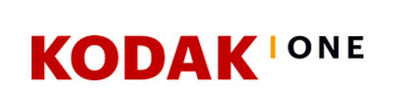 KodakOne's logo.