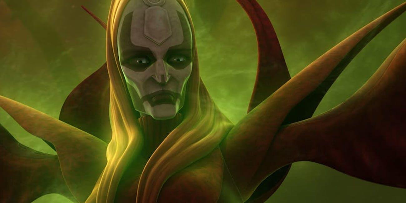 mother talzin star wars