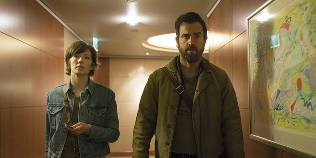 Kevin and Nora in 'The Leftovers' Season 3