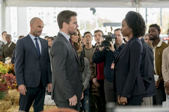 Arrow Mayor Season 6