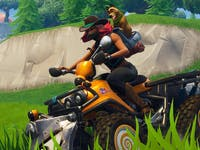 'Fortnite' Quadcrasher