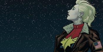 Captain Marvel Infinity War Avengers 4