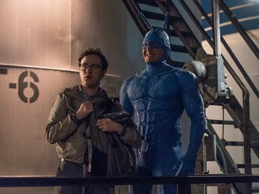 Amazon Dramatically Improves 'The Tick' In Streamable Pilot
