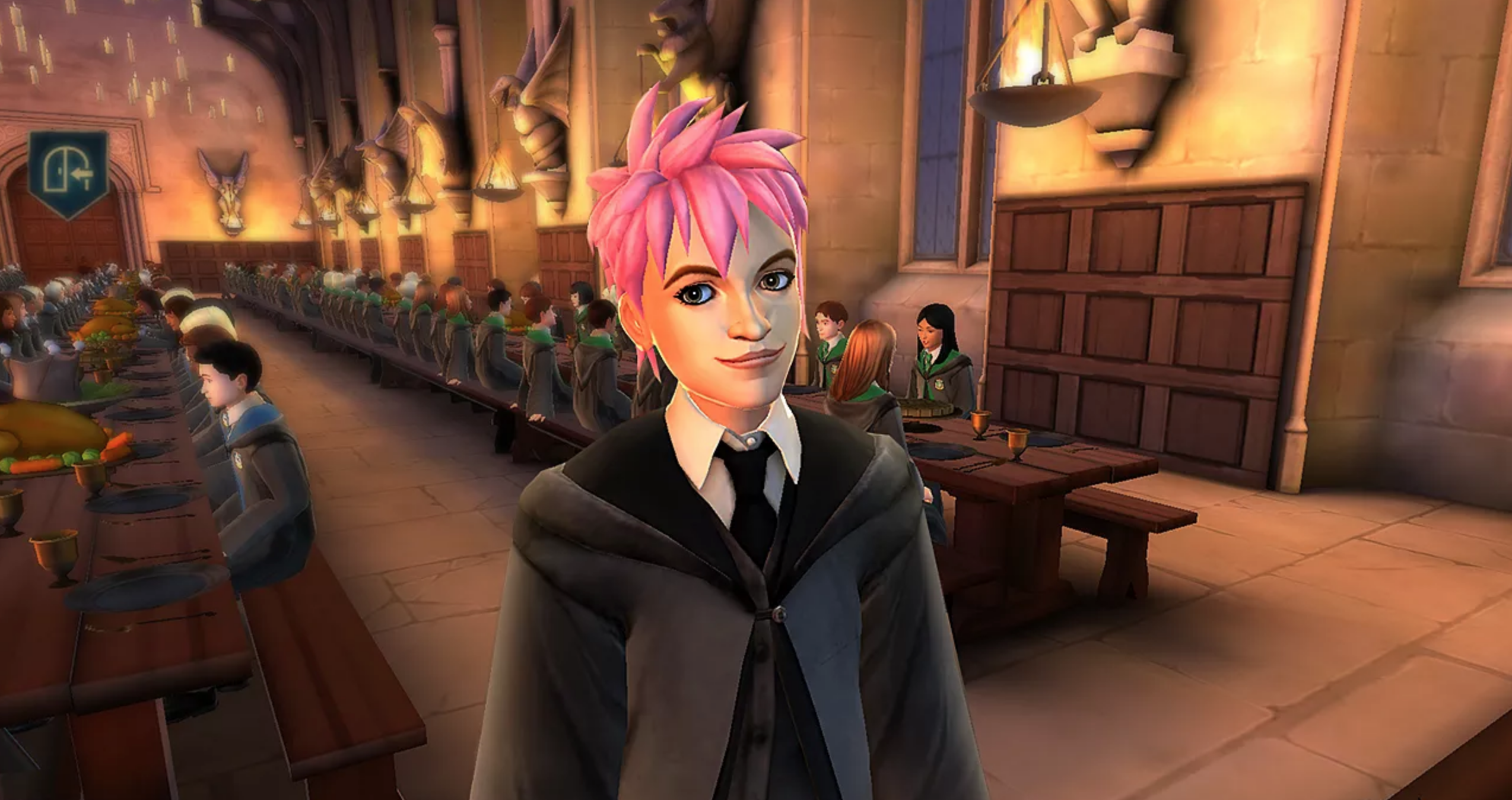 Harry Potter: Hogwarts Mystery' Game: How to Pick Your House