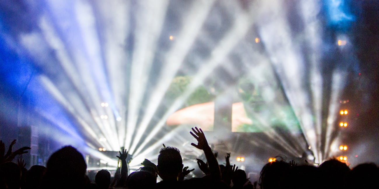Electronic Music Festivals Trigger Brain Disturbances in Undiagnosed Patients