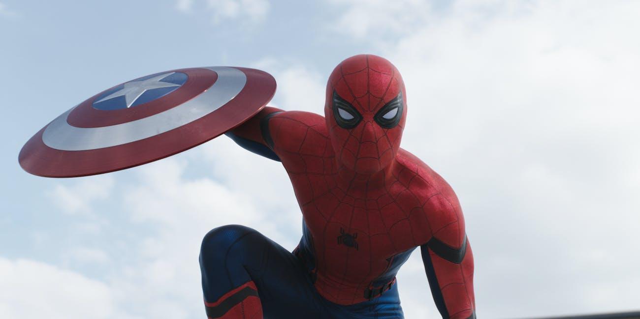 spider-man back in mcu