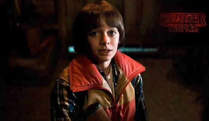 Will's 'Stranger Things' Season 1 fashion choices were very Marty McFly — very ahead of its time.