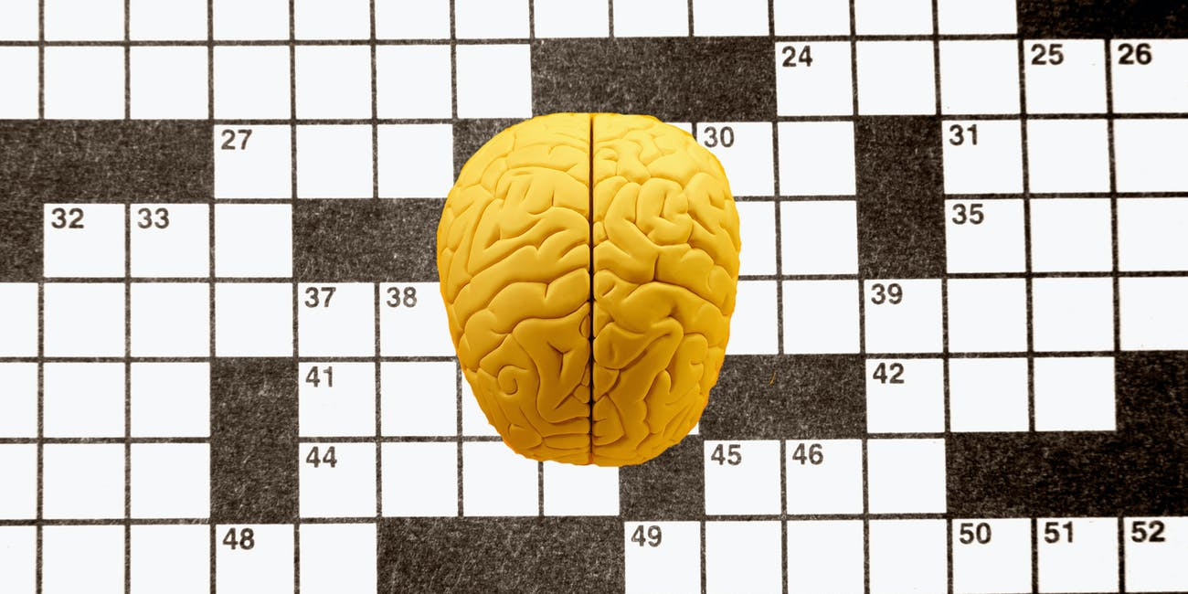 crossword brain skills