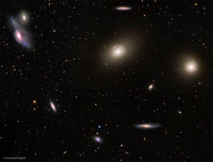 The Virgo Cluster